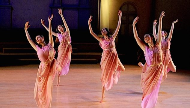 Classic Modern Dance Classes – The Technique and Repertory of Isadora Duncan
