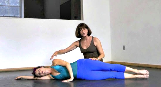 Exceptional Floor Barre With Jodi Moccia. 10 25 2016 9 15 14 Am