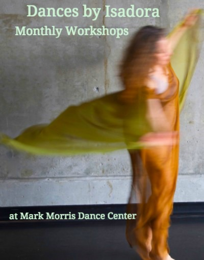 Dances by Isadora Workshops